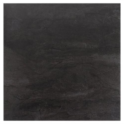 Costa Bella Nero Porcelain Tile   20in. X 20in.   912102635 | Floor And
