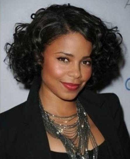 Black Women Hairstyles Professional Short Bob Hairstyles