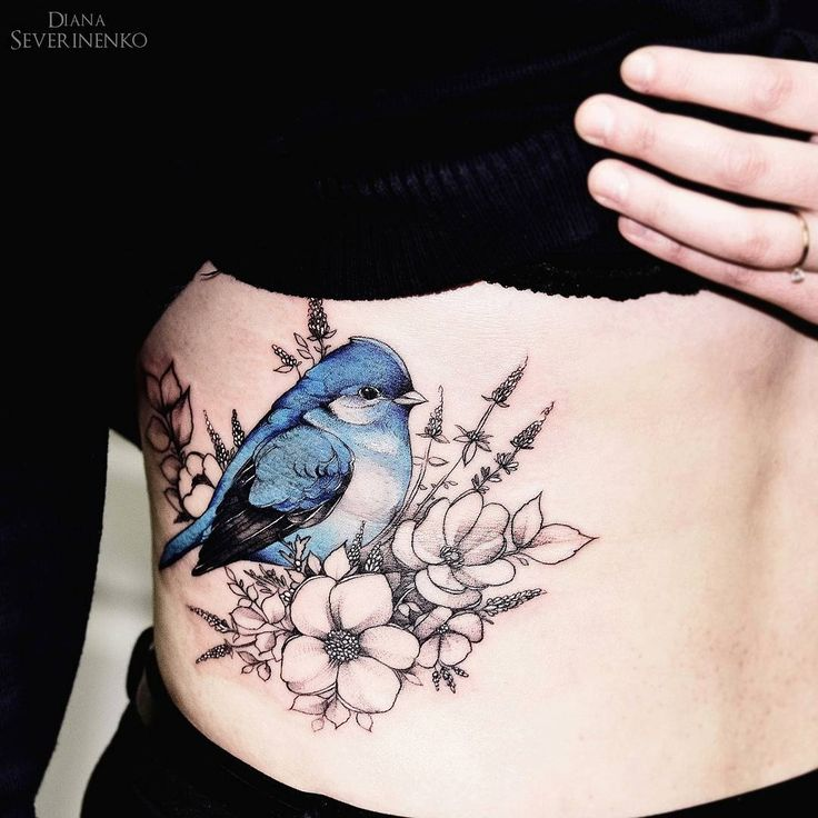 "thatattoozone: "" Diana Severinenko """