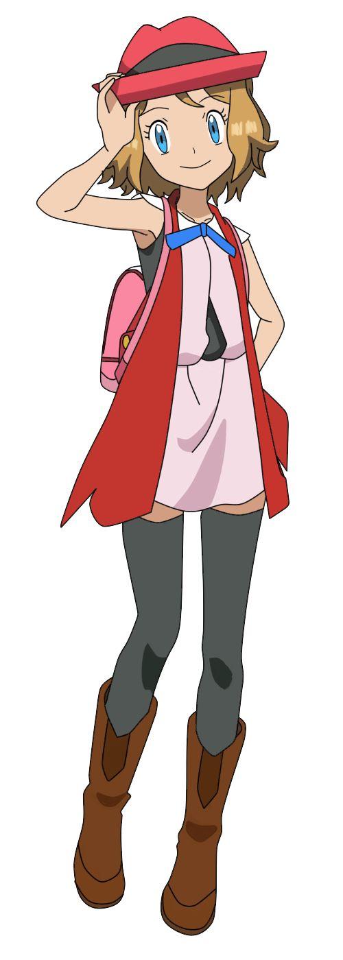 Serena #PokémonXY #KalosQueen