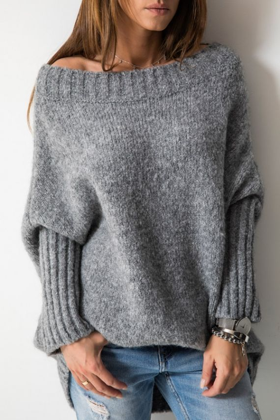Podobny Obraz | Off-Shoulder Sweater