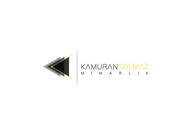 MİMARLIK OFİSİNE LOGO TASARIMI  yarışmasına tasarımcı haoma tarafından sunulan  tasarım