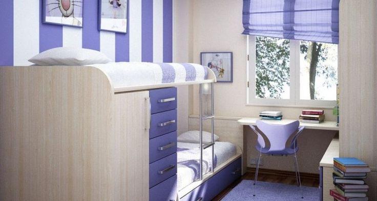 Cool Modern And Multifunction Design Dorm Room Setup Ideas