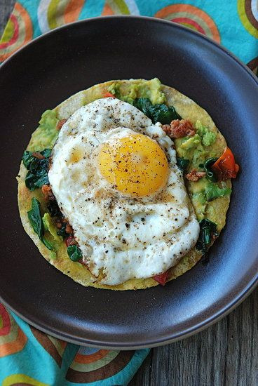 Pumped Up Breakfast: Why have a breakfast burrito when you can have