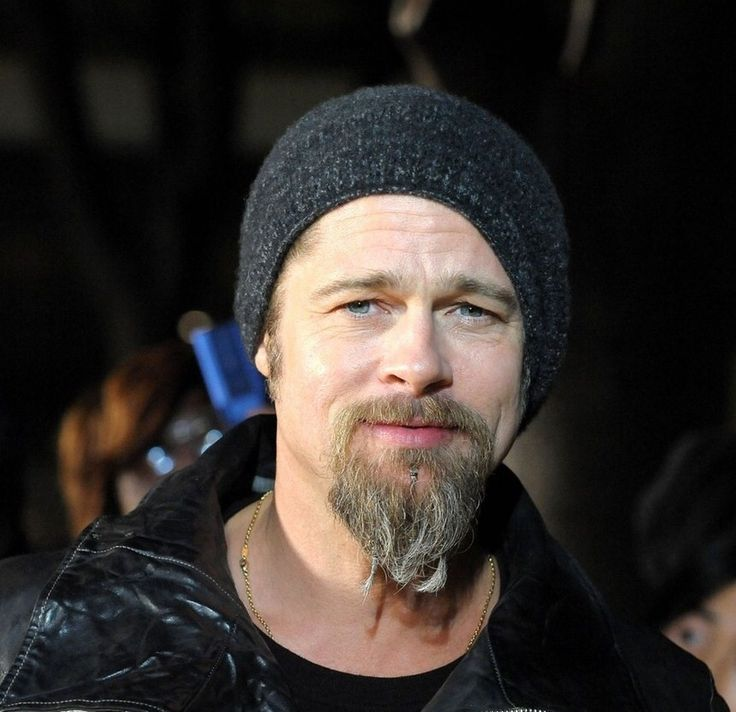 17 Celebrities With and Without Their Beards - ELLE