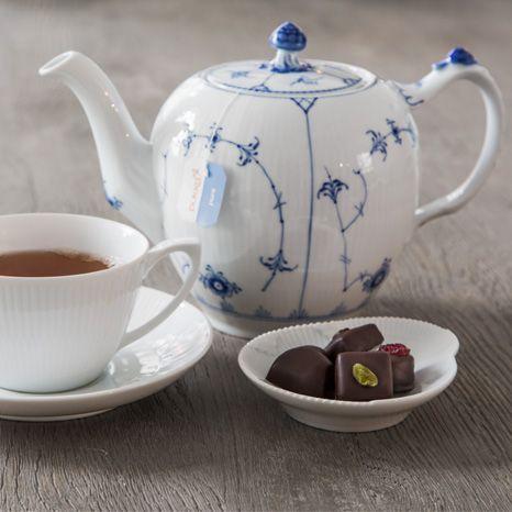 Royal Copenhagen Tea time
