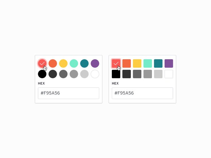 Custom Color Picker Exploration by Chris Castillo #Design Popular #Dribbble #shots