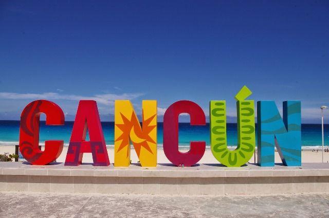 Paradero fotográfico #Cancún