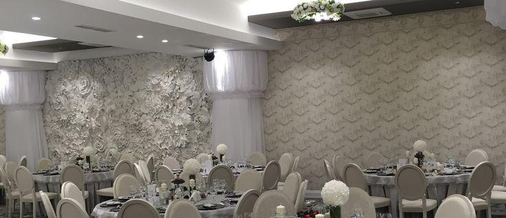Panou 3D salon de evenimente Panciu