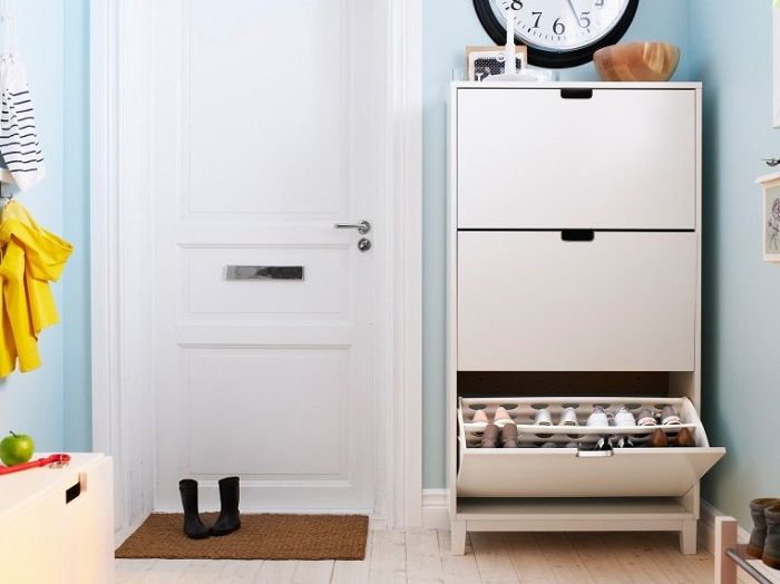 25 beste idee n over schuhschrank selber bauen op pinterest schuhregal weinkisten selbst. Black Bedroom Furniture Sets. Home Design Ideas