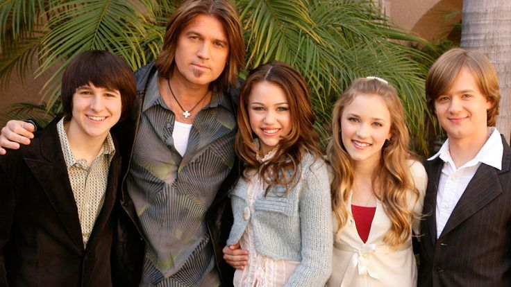 The 'Hannah Montana' Cast Then & Now: Hannah Montana aired 10 years ago. Where has the time gone?! Check how Miley Cyrus and the rest of you favorite cast members have changed over the years.