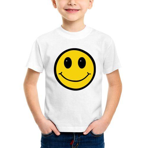 Мужская футболка Нирвана Смайл