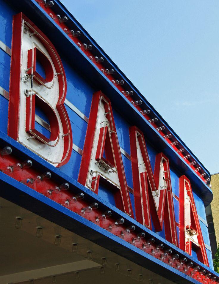 Bama theater - Tuscaloosa Al