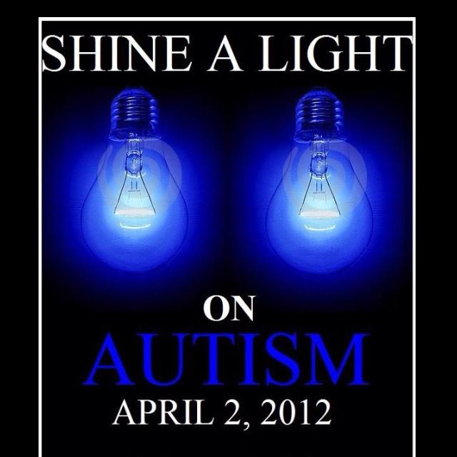 Autism: Autismasperg Syndrome, Asperger Autism Asd, Blue Lights, Autism Abilities, Autism A U.S. T I S M, Autism Awarenessspeci, Autism Awareness Species, Awareness Months, Autism Speaking