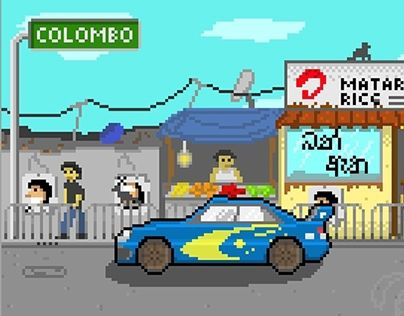 """Check out this @Behance project: """"Pixel art (8-bit art)"""" https://www.behance.net/gallery/20157101/Pixel-art-(8-bit-art)"""