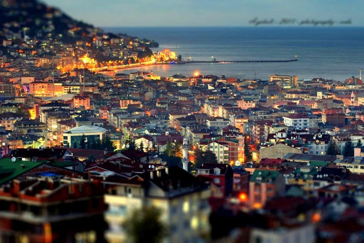 Ordu, Turkey - my maternal grandparents were born here- they were forced to leave behind their homes and farms in 1922-23 due to the population 'Exchange'  that was in aftermath, a Pontian genocide.