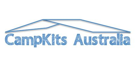CampKits Australia | Innovators of the Tar-POLE-In Range of one person tarpaulin camp kit shelter solutions