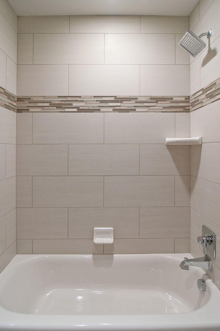 The 25+ best Accent tile bathroom ideas on Pinterest | Subway tile ...