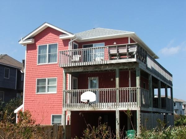 Oceanside Outer Banks Rentals | Ocean Sands Rentals | A Leisure Thyme