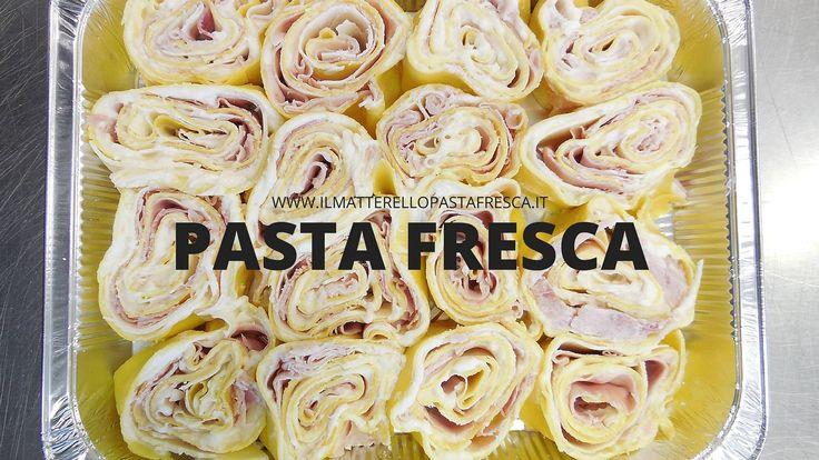 Le nostre Rosette! #pastafresca #verica #ilmatterello #food #piattipronti #goodfood