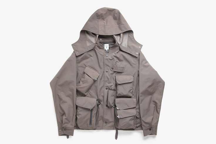 年度注目逸品-SOUTH2 WEST8 Tenkara Parka 正式上架