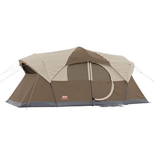 Coleman WeatherMaster 10-Person Tent Coleman