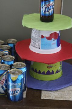 A Beer Cake For The Man In Your Life | A Spotted Pony