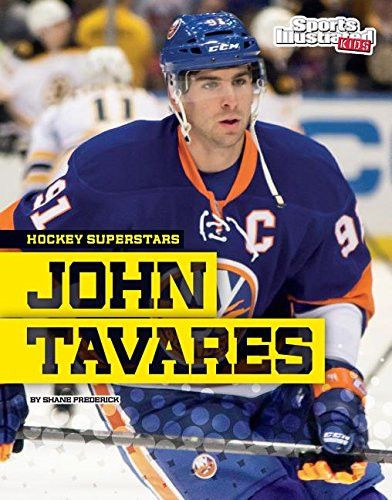 John Tavares (Hockey Superstars)