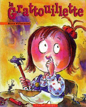 Couverture du livre Grattouillette, La