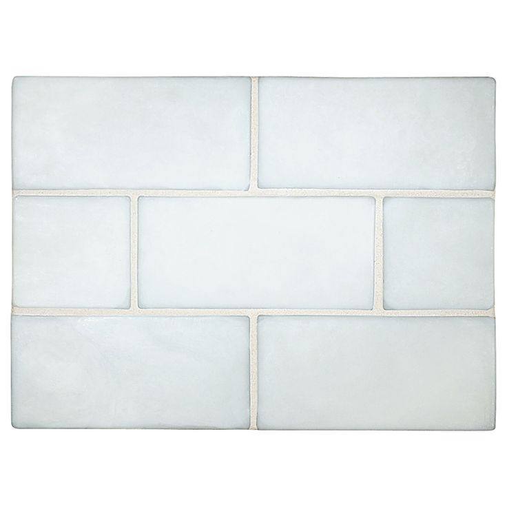 Complete Tile Collection Truegl Ice Silk 2 X 4 Recycled