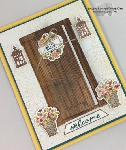 Stampin' Up! At Home With You Sneak Peek! | Stamps – n - Lingers