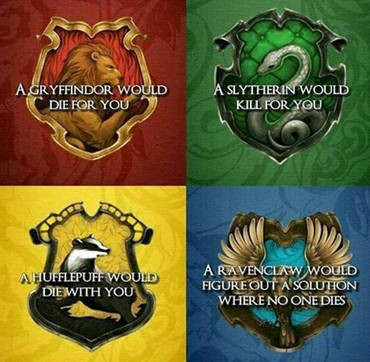 Yeah, that's true. I took Pottermore and I got Ravenclaw, so I'm glad my friends and me don't have to die any time soon. I can find a solution!