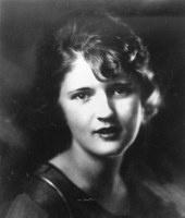 Zelda Fitzgerald 1918