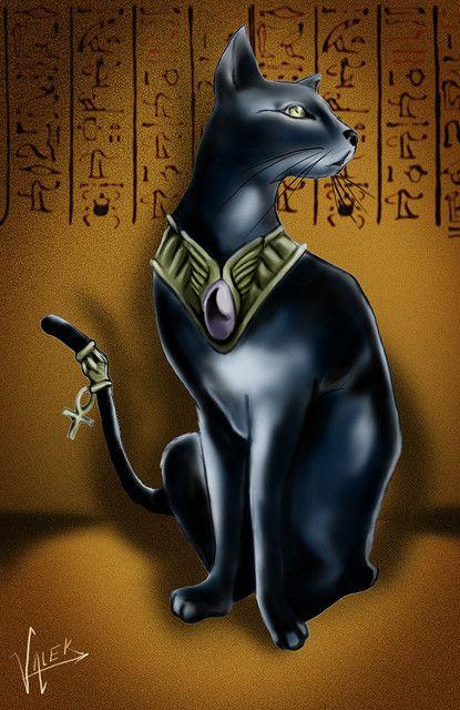 Bastet: Indian cat goddess