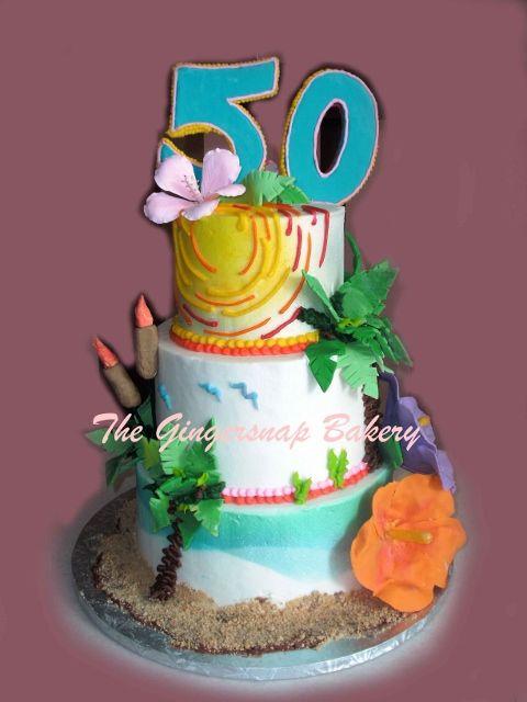 Best 25 Luau Birthday Cakes Ideas On Pinterest Pinapple