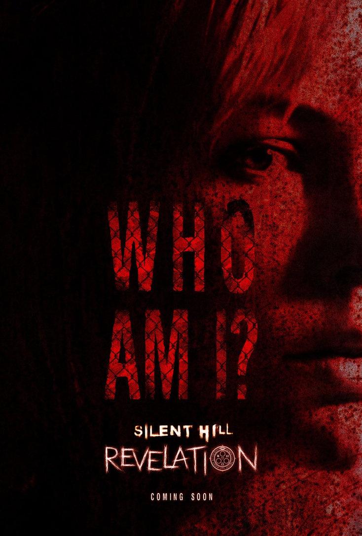 Silent Hill :Revelation 3D ... (Coming Dec 2012)