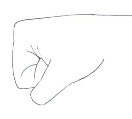 te21 8 手を手らしく描く簡単なコツ ~手を描くポイントと手順~