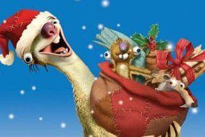 Assim como os Flintstones, a turma da Era do Gelo viveu muito antes do Natal existir, mas nada impede que Manny, Ellie, Diego e Sid celebrem com uma grande festa! Ellie e Manny estão animados por seu primeiro Natal em família, mas Sid acaba criando uma grande confusão. Junto de Amora, Crash e Eddie, a preguiça vai ao Pólo Norte para tentar resolver o problema. Junto de Ellie, Manny e Diego, a turma terá de reconstruir o Natal.