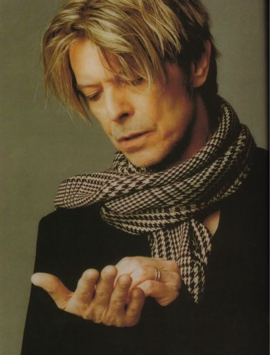 David Bowie (photo by Mick Rock).
