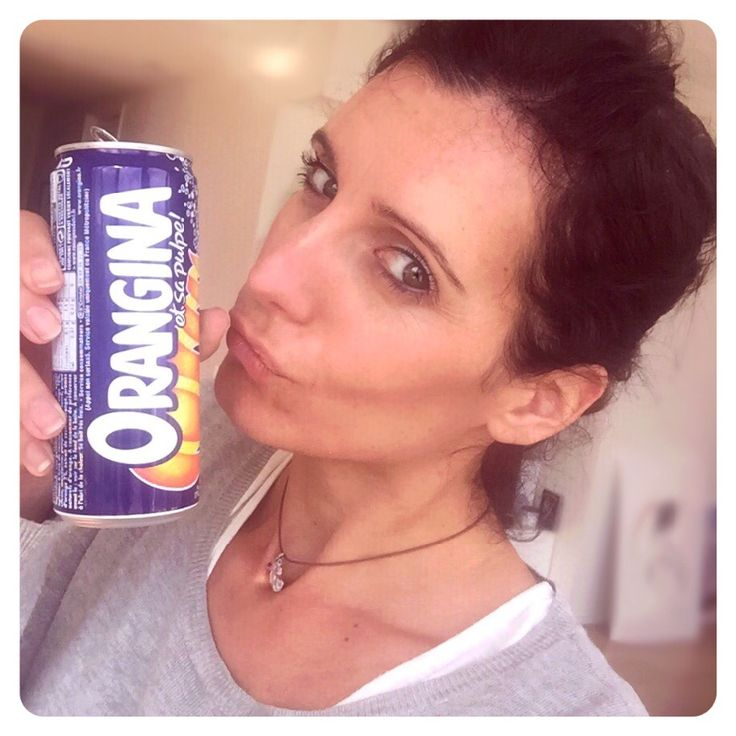 Love my @orangina  http://www.facebook.com/frenchictouch