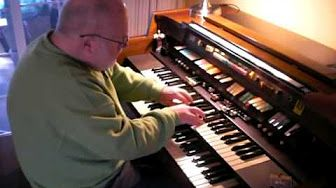 Dr. Böhm Organ Orchester DS2002 - HOUSE OF THE RISING SUN (jam) by Thomas Vogt (Keyton) - YouTube