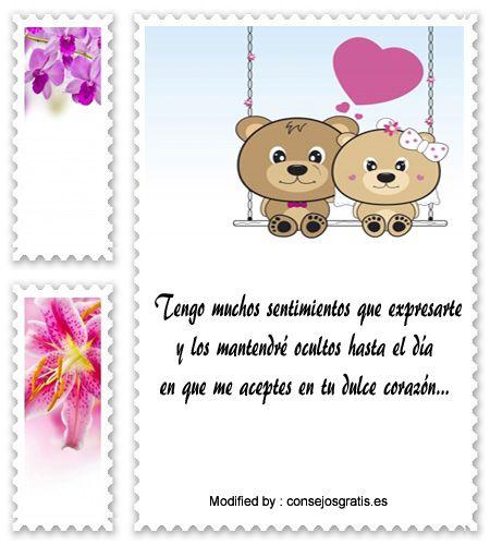 mensajes de amor bonitos para enviar,buscar bonitos poemas de amor para enviar : http://www.consejosgratis.es/poemas-de-amor/