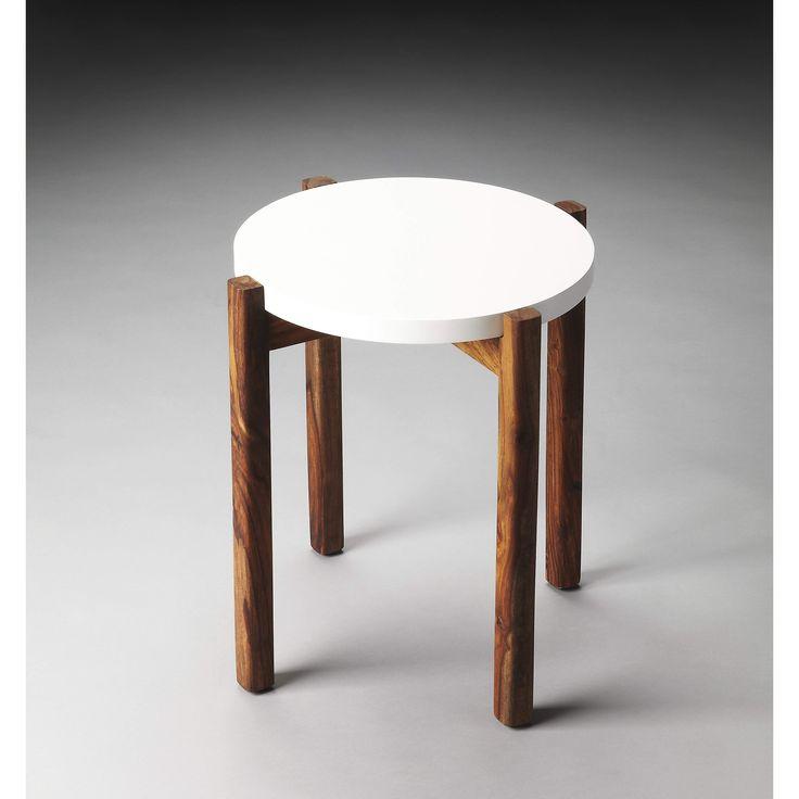 Butler Del Mar Contemporary Side Table 3302140