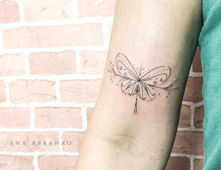 Small feminine tattoos birds