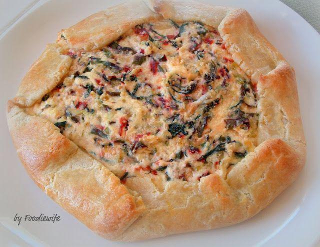 leeks!: Fun Recipes, Food, Feast, Swiss Chard, Don T Forget, Ricotta Crostata, Eyes