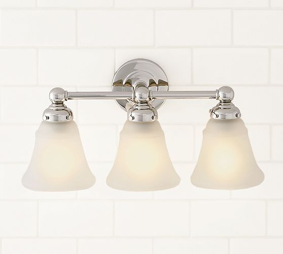 Bathroom Light Fixtures Pottery Barn 37 best bathroom images on pinterest | bathroom ideas, bathroom