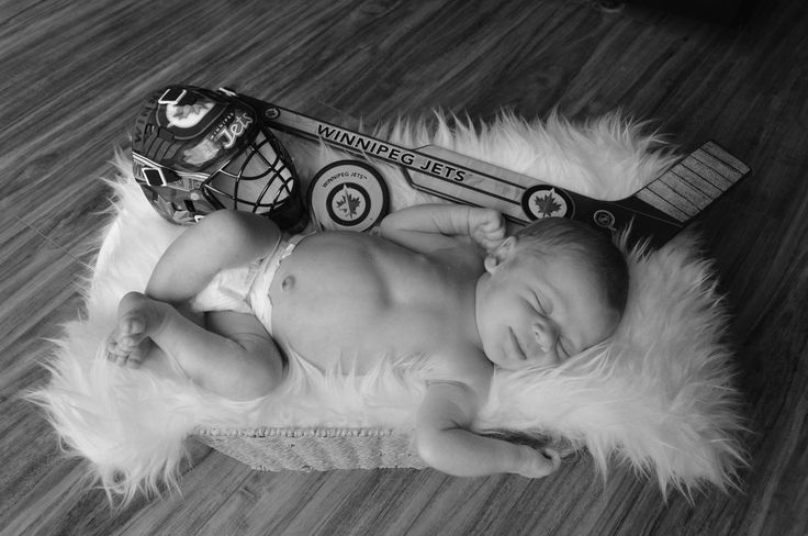 Dreaming of playing hockey