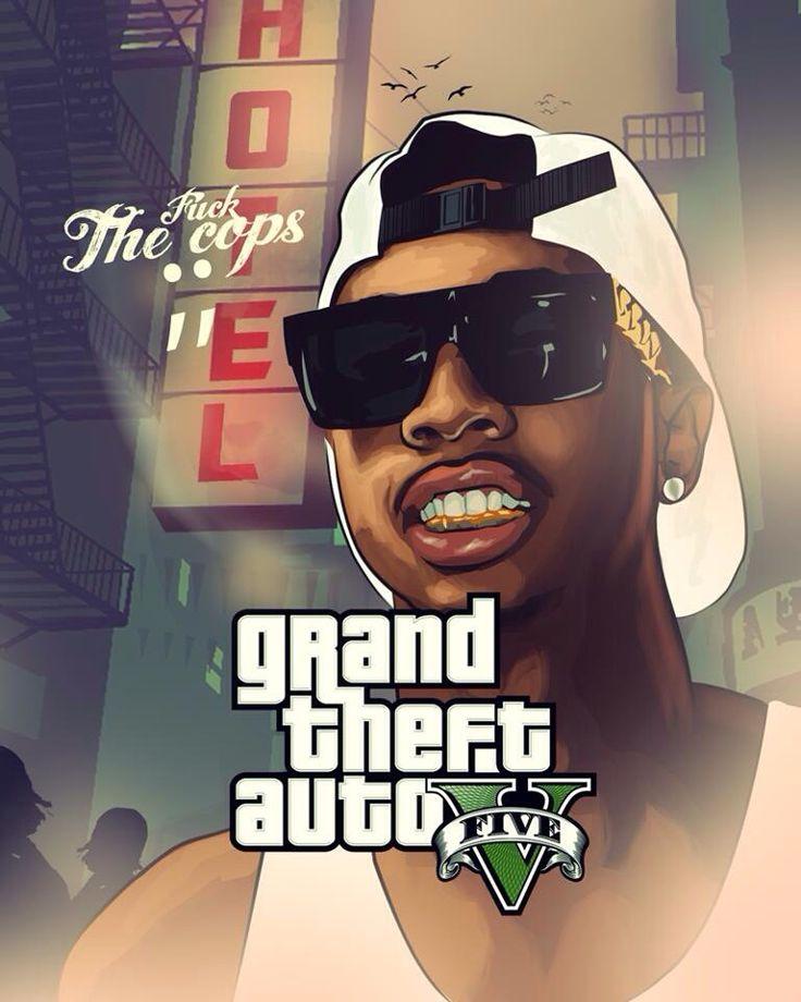 Tyga GTA 5