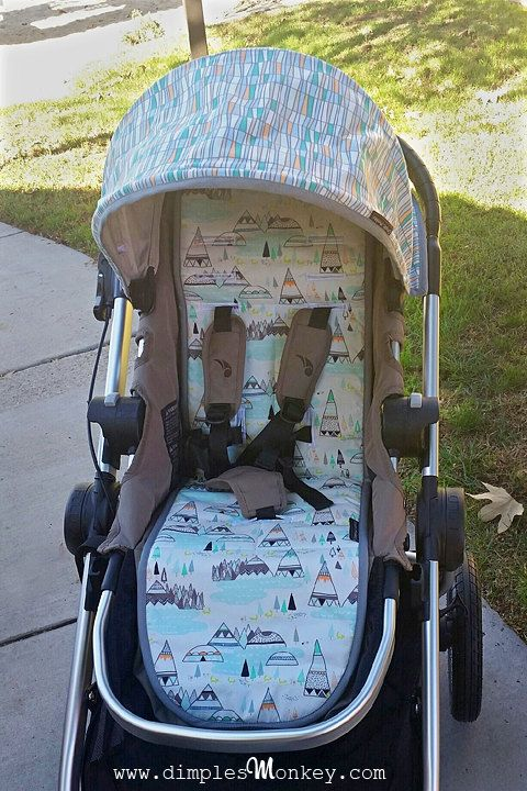 Custom Baby Jogger City Select Replacement Canopy Or Cover