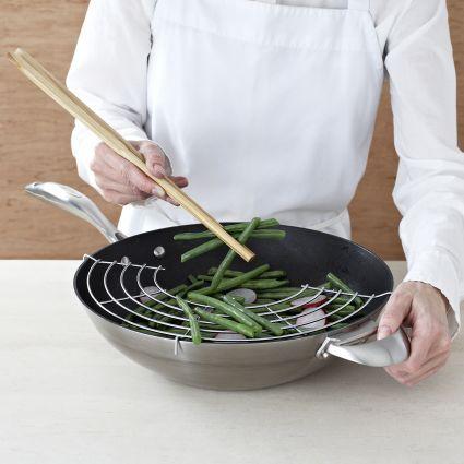 Scanpan® CTQ Nonstick Wok | Sur La Table